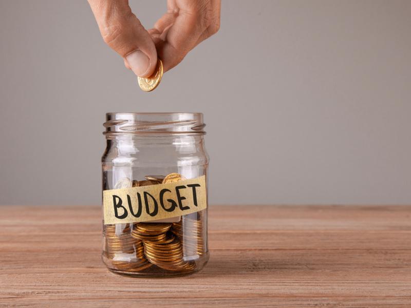write a budget plan