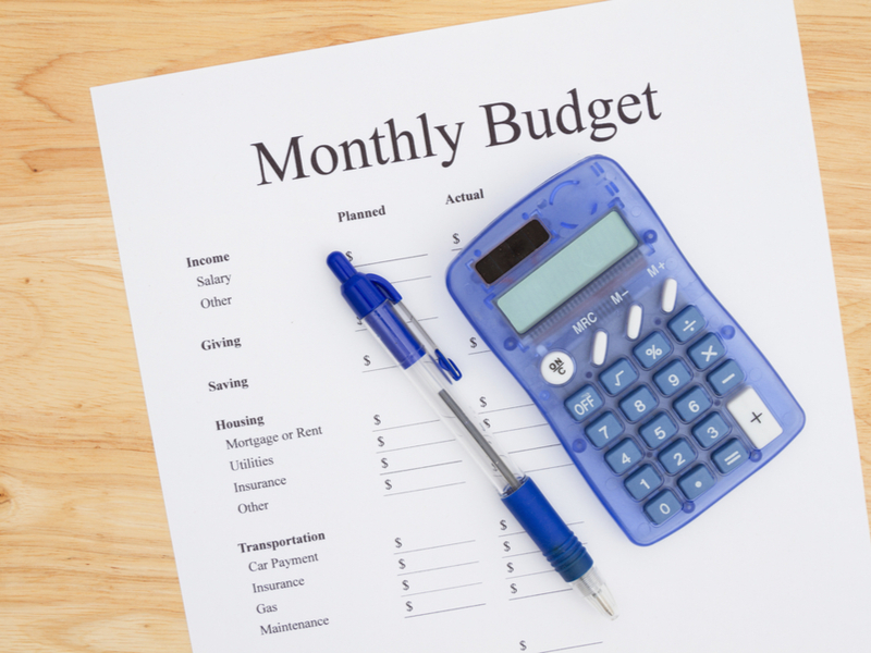 budget planning debt reduction