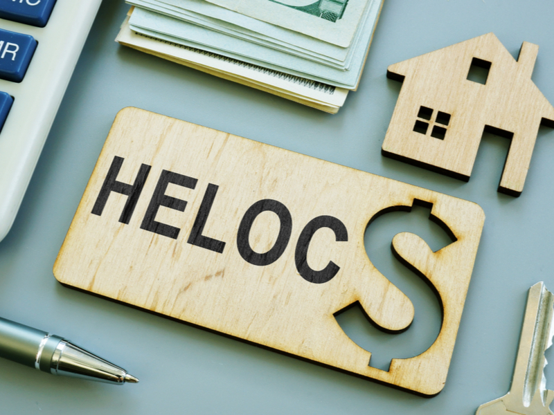 HELOC Terms