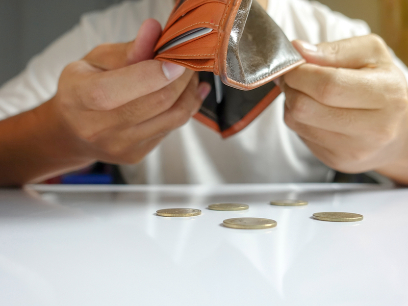 How Do You Deal with Financial Hardship