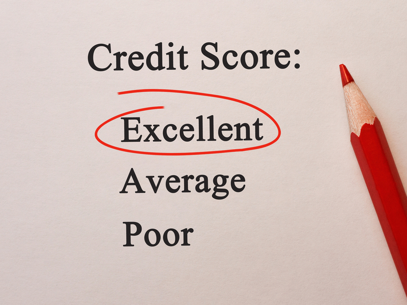 What is the Highest Credit Score