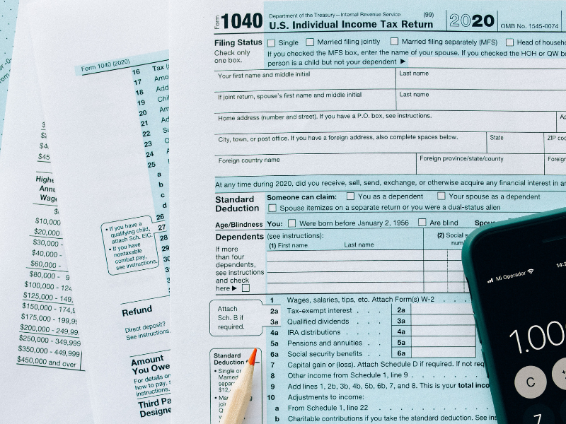 How to file and submit tax payments