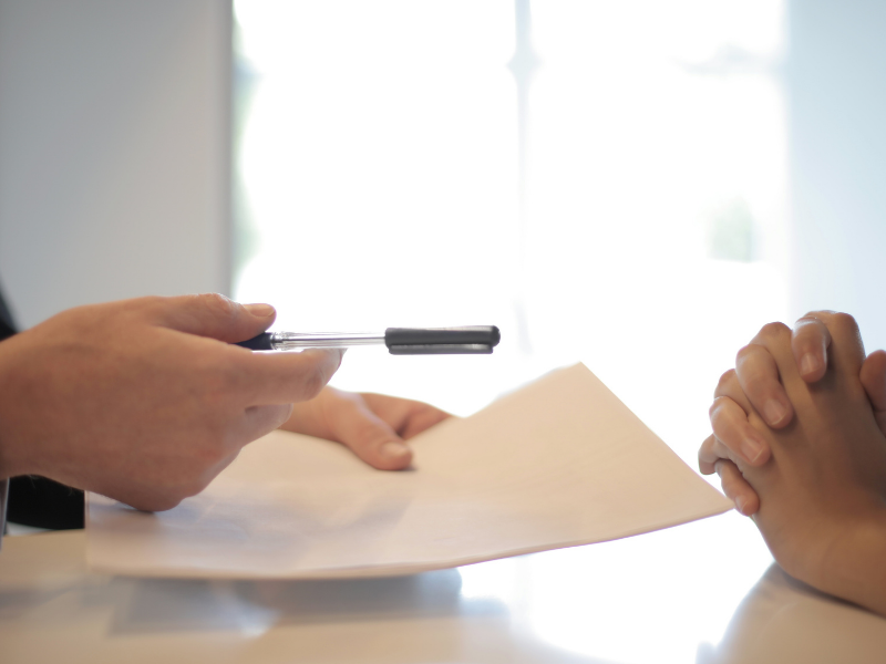 Why would you need a cosigner?