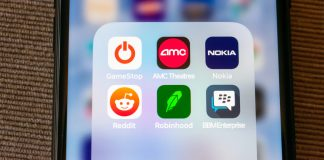 These are smartphone apps.